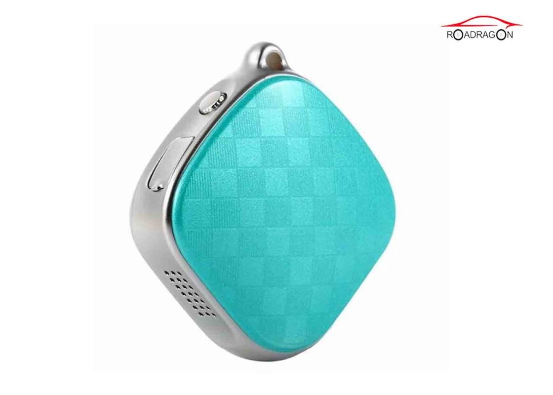 Jewelry Style Micro Spy GPS Tracker Anti - Thief High Sensitivity For Personal Safety
