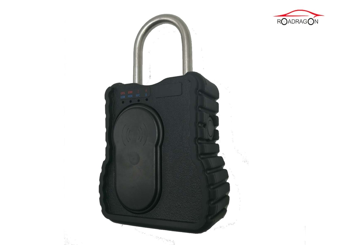 Alerts Alarm GPS Container Lock Keyless Low Power Alarm Long Lasting Battery