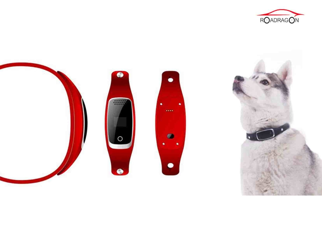 Global coverage pet tracking device Remote Voice Monitor High level Waterproof