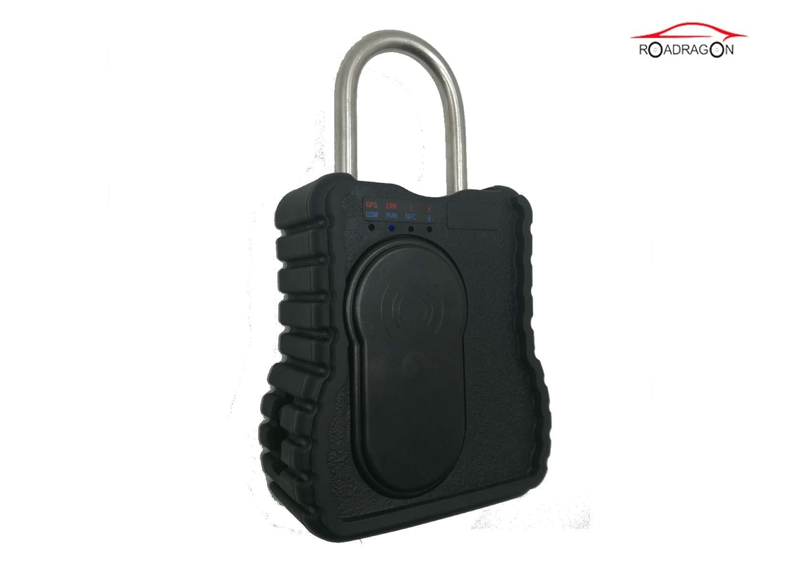 Explosionproof Remote Control Padlock Real-Time Monitoring Online Controling